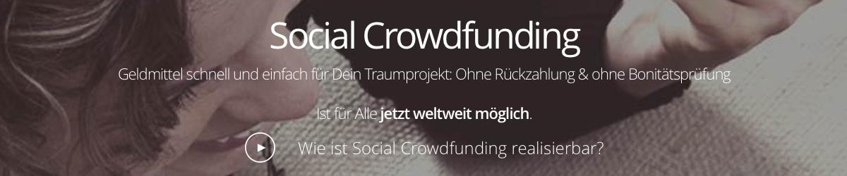 Social Crowdfunding