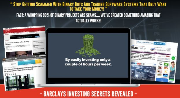 BARCLAYS INVESTING SECRETS REVEALED