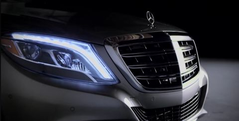 $190,000 Mercedes-Maybach S600