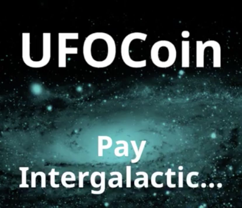 UFOCoin - Pay Intergalactic