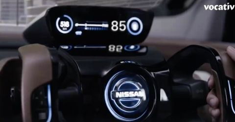 We won't have to drive soon, so what're we going to do in cars? Nissan has an answer